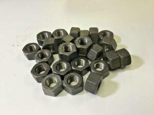 3/4-10 Hex Nuts Qty 25