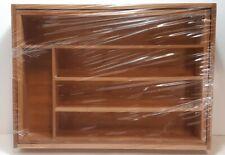 Artmeer Bamboo Silverware Drawer Organizer Brand New