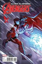 All-New All-Different Avengers #12 Death of X Variant Black Widow Thor