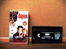 DUPLEX (VHS 2004) FULL LENGTH DEMO, Ben Stiller, Drew Barrymore, James Remar