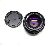 SMC Pentax-M 1:2 50 mm Pentax K seguito