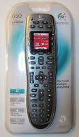 650 Logitech Harmony Remote Control Silver 915-000159 097855072313 Color Screen