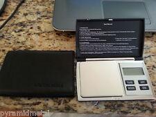 Digital Pocket Scale Weighs Grams Ounces Carats DWT GN T Etc