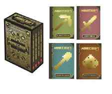 Minecraft Slipcase-The Complete Handbook Collection- BRAND NEW & VALUE
