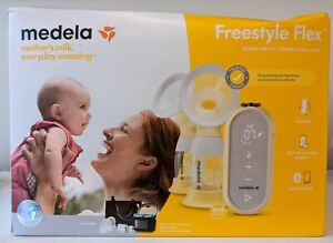 Medela Freestyle Flex Double Electric 2 Phase Breast Pump. Brand New. Never Used