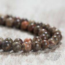 Ocean Jasper 8mm Beads Strand Semi-precious Natural Stones