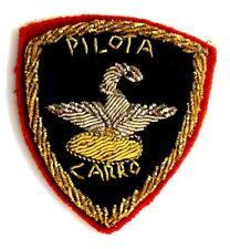 Toppa Patch Esercito – Pilota Carro cm 5,8 x 6,3