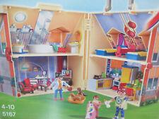 Playmobil 5167 Mein Mitnehm Puppenhaus Dollhouse - NEU OVP NRFB Möbel Figuren
