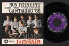 """7"""" NEW DADA BATTI I PUGNI / NON DIRNE PIU' (SICK AND TIRED) CANTAGIRO 1966 ITALY"""