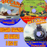 Meccano Magazines Complet Collection & 400 + Manuel / Plans 3 Pcdvd Neuf