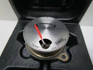 NOS 1961-67 FORD ECONOLINE TEMPERATURE GAUGE C1UZ-10883-A OEM ORIGINAL