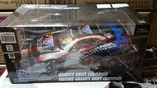 1:14 Gravity Drift Champion R/C Drifting Car (Blue/White)  Brand New