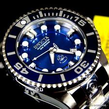 Invicta Grand Pro Diver Generation II Ocean Blue Steel NH35A Automatic Watch New