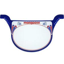 Mongoose Pro Plates - blue