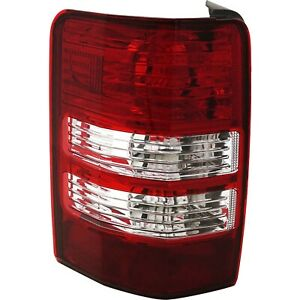 Tail Light for 2008-2012 Jeep Liberty Driver Side