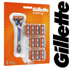 Gillette Fusion Razor Value Pack for Men - 11 Blades