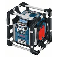 BOSCH Radiolader GML 50 Professional mit Fernbedienung & Akkuladefunktion