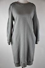 Chalayan Large Grey Sweatshirt  dress Size 44