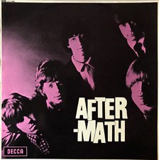 THE ROLLING STONES - Aftermath (LP) (VG/G-VG)