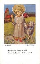"holy cards Heiligenbild Gebetbild Andachtsbild ""H4060"" Jesuskindlein"