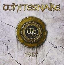 WHITESNAKE 1987 CD BRAND NEW 2007 Remaster Anniversary Edition
