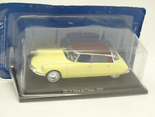 UH Presse 1/43 - Citroen DS 19 Salon Auto 1955