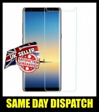 Samsung Note 8 TPU/Plastic Tempered Full Screen Protector -Case Friendly (Clear)