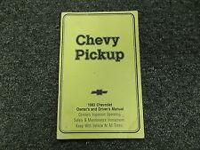 1983 Chevy C K 10 25 20 25 30 35 Pickup Truck Owners User Guide Manual Diesel