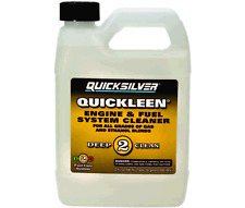 Mercury / Quicksilver 8M0058681 Quickleen Engine And Fuel 32 oz