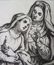Dessins et lavis du XIXe siècle et avant XIXème et avant religion, mythologie