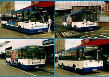 4 West Midlands Bus Photos ~ Hansons of Stourbridge: Duple Carlyle Dennis Darts