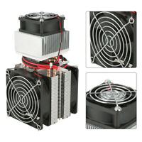 US plug 110-240V Semiconductor Refrigeration DIY Cooler Air Cooled Device