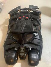 2005 Mattel Batman Begins Dark Knight Batmobile Tumbler Car Lights & Sounds Rare