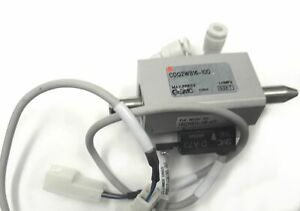SMC CDQ2WB16-10D Double Acting Air Cylinder w/2 A73 Limit Sensors -Free Shipping