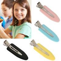 4 *Hair Clip Children's Hair Banger Clips Fashionable Simple Headdress Best Gift
