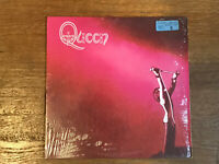Queen LP in Shrinkwrap - Self Titled - Elektra EKS-75064 1973