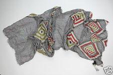Neu Coccinelle großes Tuch Schal Halstuch 190cm x 60cm 1-15 (159)