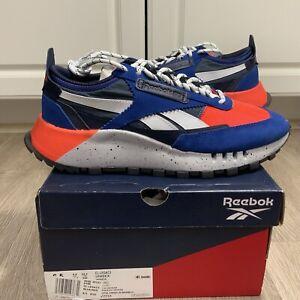 Reebok CL Legacy Unisex Running Sneakers Blue GV7731