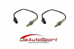 2 x o2 Oxygen Sensors to suit Ford Falcon FG 4.0 Turbo - Vehicle Kit