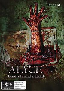 Alyce (aka Alyce Kills) (DVD) - ACC0230 (limited stock)