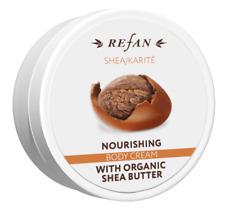 Refan Nourishing Body Cream Shea Karite Organic Shea Butter 200 ml