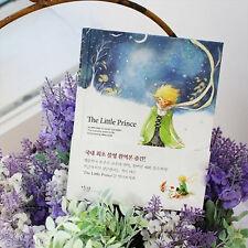 Le Petit Prince by Antoine de Saint Exupery Illustration Hard Cover English Book