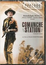 "DVD ""COMANCHE STATION"" - RANDOLPH SCOTT - NANCY GATES - neuf sous blister"
