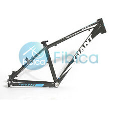 "New GIANT ATX PRO Alloy MTB Mountain Bike Frame BSA 26er 16"" Size S Black Blue"