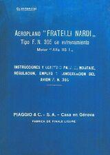 AERONAUTICA ITALIA Nardi FN305 Cileno 1938 Mitragliatrici Alari MMC1-C9 spa DVD