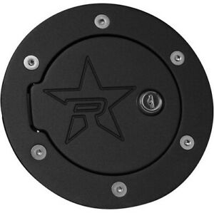 RBP 6159KL-RX2 RX-2 Black Locking Fuel Door For 09-14 F150 except Flare side NEW