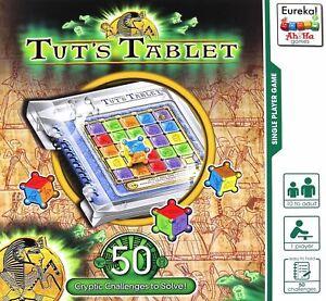 Tut's Tablet Gioco da Tavolo Egitto Egizi Tut Tesoro Eureka! 3D Rompicapo 🤩🤩
