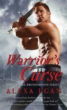 Warrior's Curse (Imnada Brotherhood)-ExLibrary