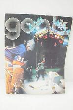 Vintage Goal Hockey Magazine 1977 w/ Stats