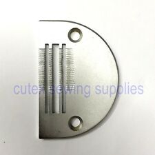 Needle Throat Plate #B1109-415-H00 For Juki DLN-415 Needle Feed Sewing Machine